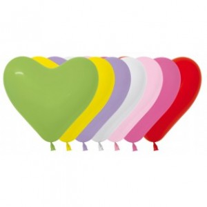 sempertex fashion assorted hearts